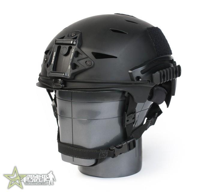 EXFIL BUMP Helmet战术头盔 详细测评