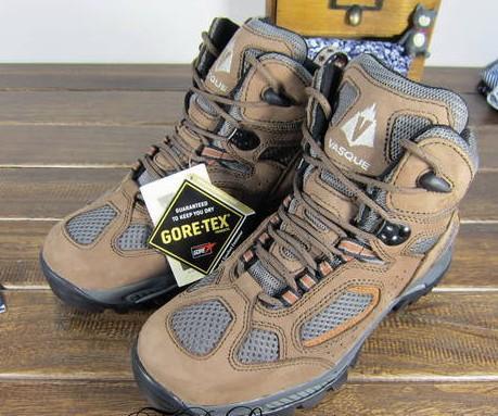Vasque 7466 GTX 防水戶外靴1:1與1:6