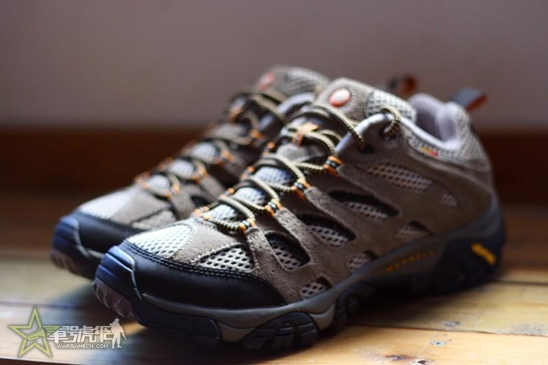 Merrell Moab Ventilator walnut mens (seal pj ctt sf)