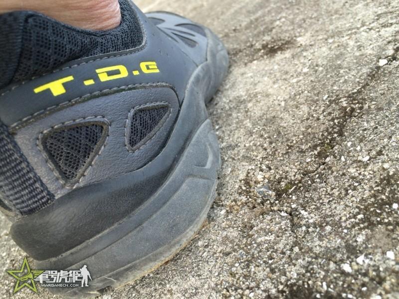 T.D.E 低帮快速反应鞋测试