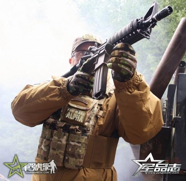 CQB神器:Marz中型战术背心