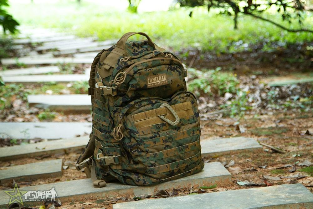 驼峰 CamelBak Motherlode Backpack 简评