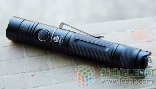 """转角新""""视""""界—LED手电ROFIS JR20详细评测"""
