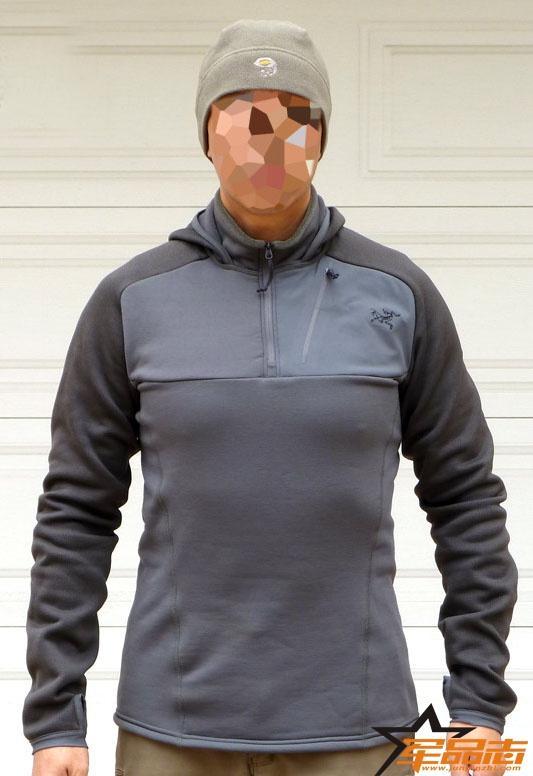 ARCTERYX始祖鸟LEAF Naga战术帽衫测评