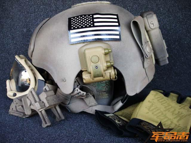 美国军队中昙花一现的IBH头盔