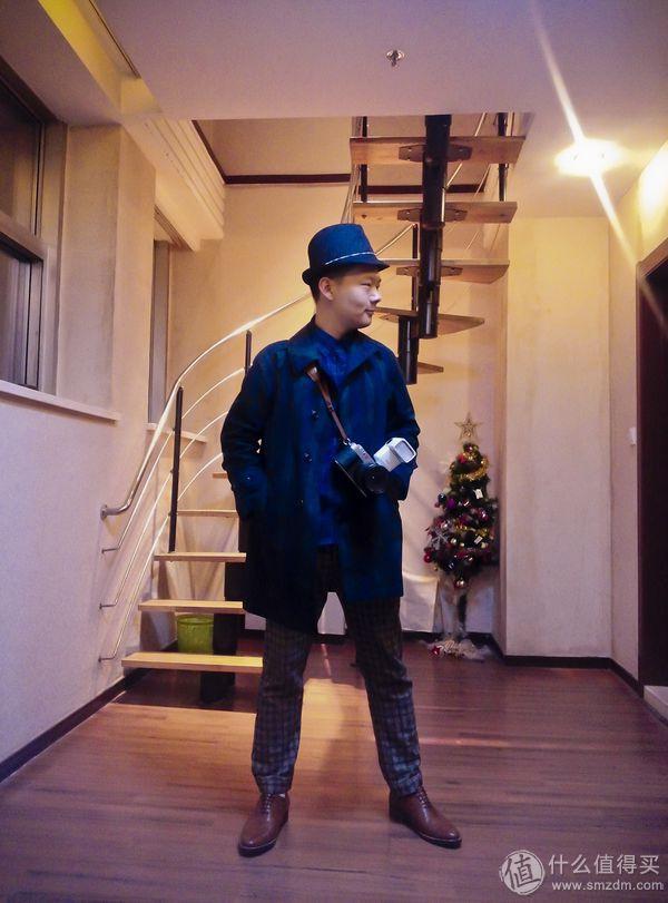 blackwatch色 Gore-Tex Soutien Collar Coat
