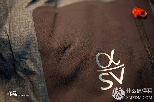 Arcteryx 始祖鸟 Alpha SV 男款户外冲锋衣