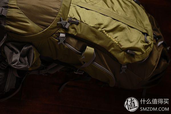 GREGORY 格里高利 B75 baltoro 75L 重装户外背包