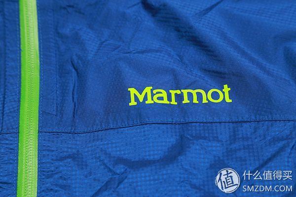 Marmot 土拨鼠 Super Mica 超级云母 超轻冲锋衣& THERMOS 膳魔师 Vacuum 双层不锈钢运动水壶