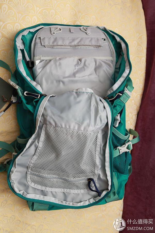 背包夫妻档:Gregory 格里高利 J28&Z30 同款男女徒步登山包