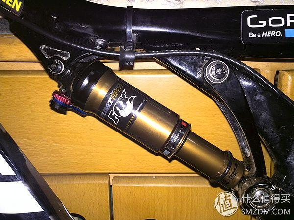 FOX Racing Shox 气压套筒容积调节套件(RP23适用)