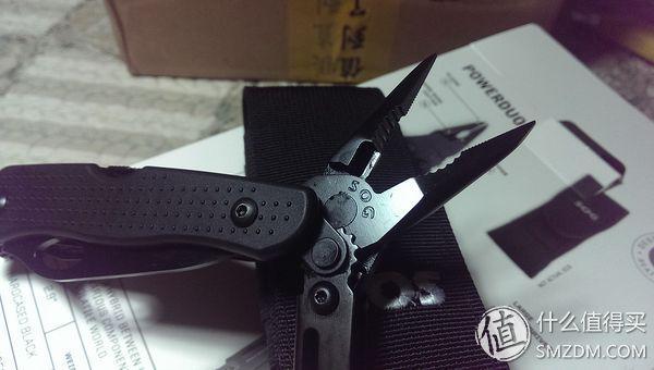 历史低价购入 SOG 索格  Specialty Knives & Tools PD02N-CP 多功能工具钳