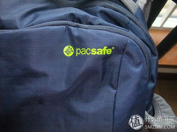 挤公交必备:pacsafe 小乌龟 Venturesafe 10L 防盗双肩包