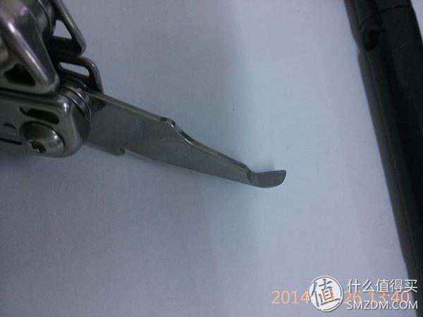 钩刀,用来隔断绳子或者切割薄片状的材料挺不错