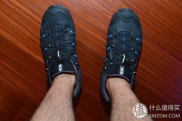 小神价入手:SALOMON 萨洛蒙 X ULTRA GTX徒步鞋