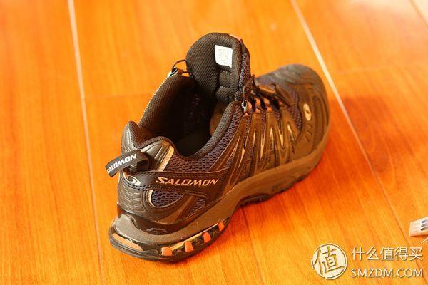 重温两年前的脚感:Salomon 萨罗蒙 XA PRO 3D Ultra 2 非公路跑鞋