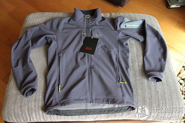 ARC'TERYX 始祖鸟 Gamma MX Jacket 男款软壳夹克