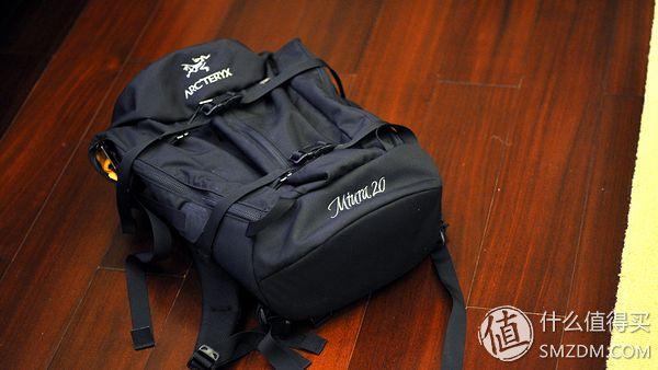 ARC'TERYX 始祖鸟 Miura 20 攀登背包 (20L/Black)