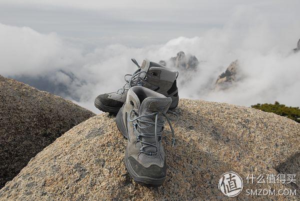 汗脚汉子的福音:Lowa Vento QC 登山鞋