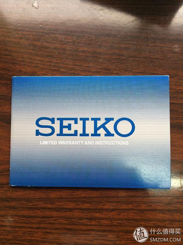 SEIKO 精工 SKX007K2 专业潜水机械表 & 海奕施100米防水真皮表带
