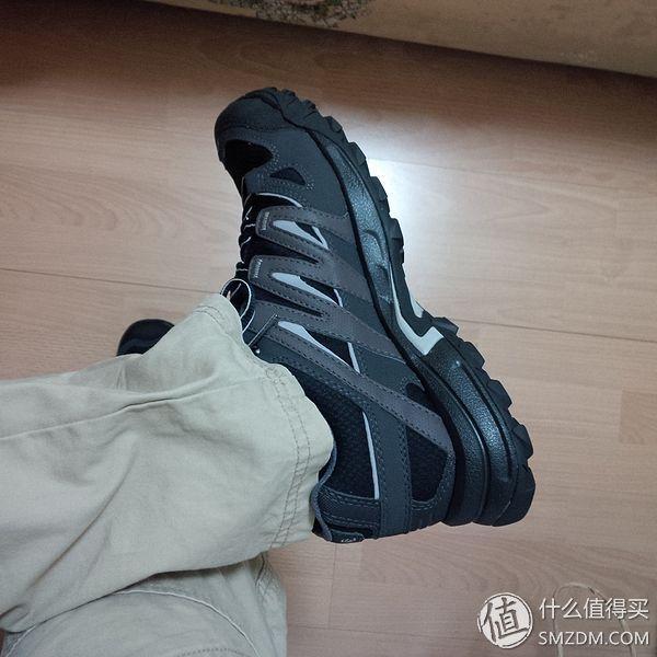 我的首款GTX户外鞋:SALOMON 萨洛蒙 Eskape GTX