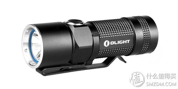 冬季EDC手电:Olight S10R Baton