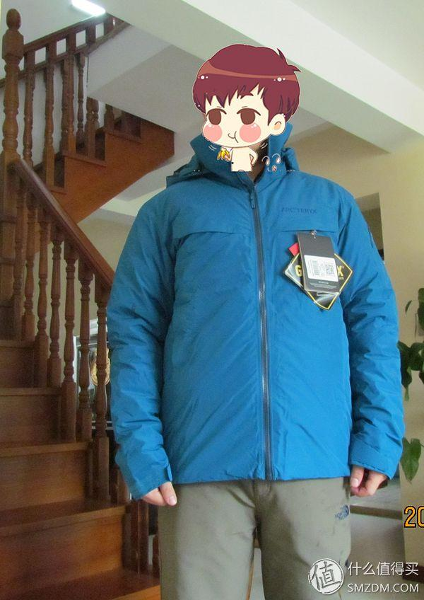 ARC'TERYX 始祖鸟 Macai Jacket 保暖冲锋衣