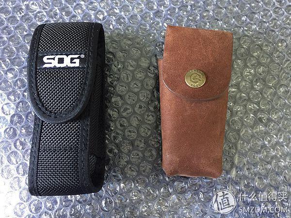 两把工具钳的介绍和对比:SOG 索格 B61N-CP & GANZO 关铸 G302-B