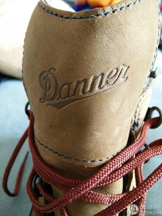 "Outside杂志12年度最佳徒步鞋 Danner 丹纳 Crater Rim 6"" GTX 37740 徒步鞋"