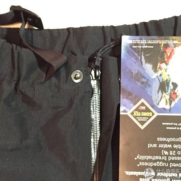 媳妇的Alpha SV Jacket和Beta AR Pant