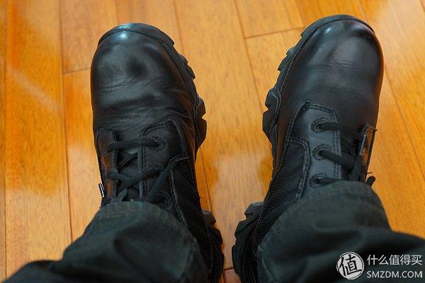 Bates GX-4 4 Inch Ultra-Lites GTX 男款战术靴简评