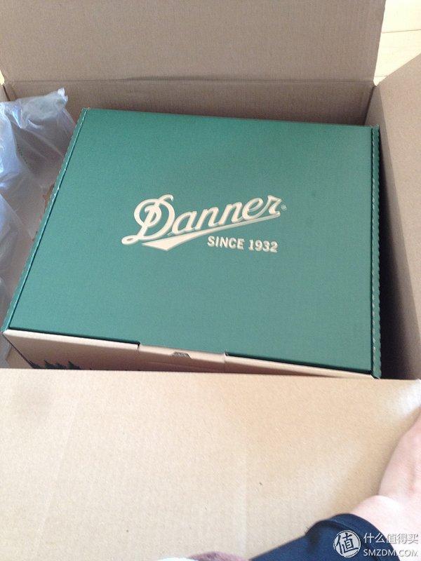 迷上军靴 果断海淘第二季:Danner  Striker Torrent 侧拉链处突军靴