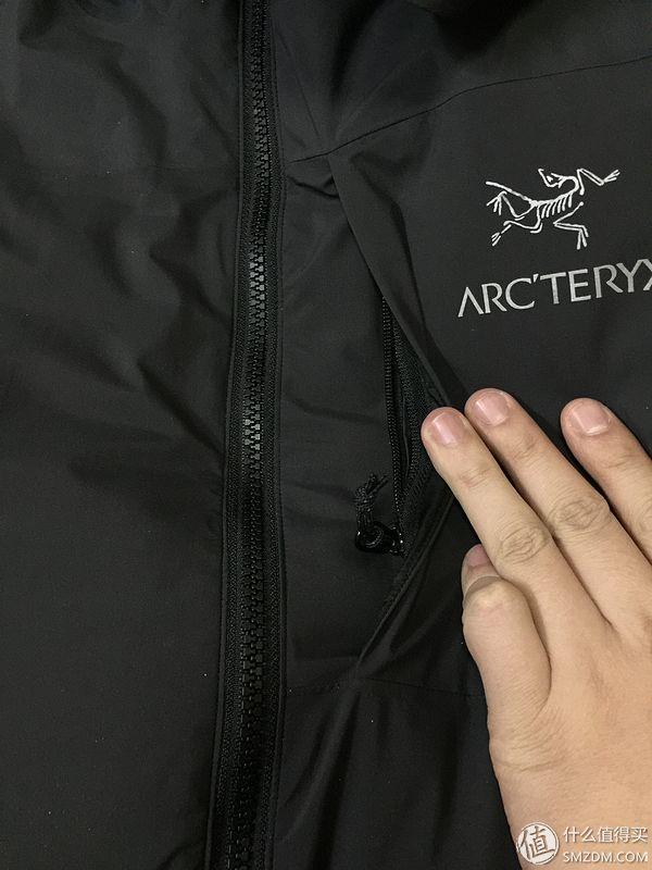 14款Arc'teryx 始祖鸟 Kappa Hoody 男款保暖防风棉服