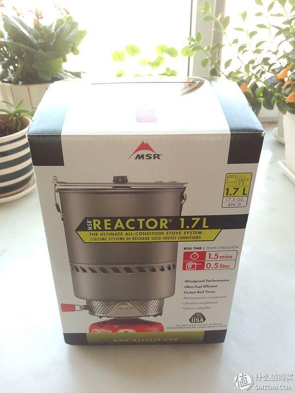 户外最出名的两个煮食系统MSR Reactor 1.7L 与 JetBoil 1.0L详细对比及购买建议