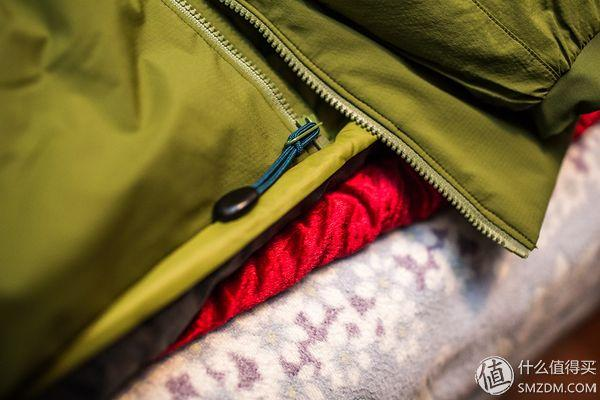 ARC'TERYX 始祖鸟ATOM LT Hoody 棉服+Alpha SV 硬壳冲锋衣