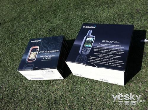 Garmin 佳明ETREX30手持GPS导航仪测评报告
