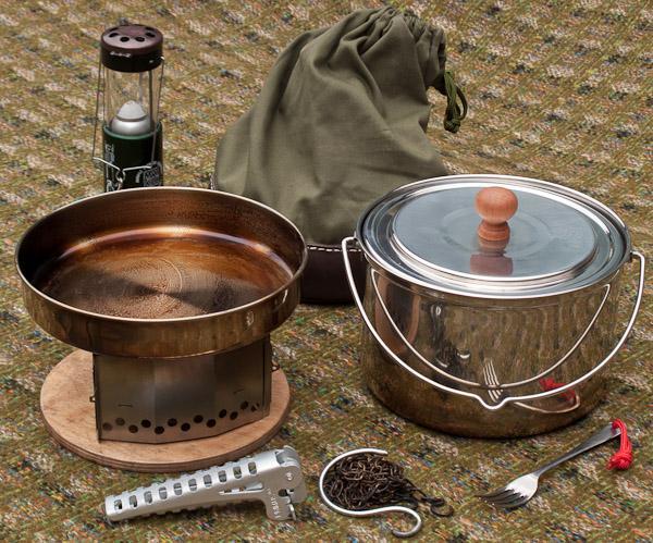 Arctic Cooking Kit