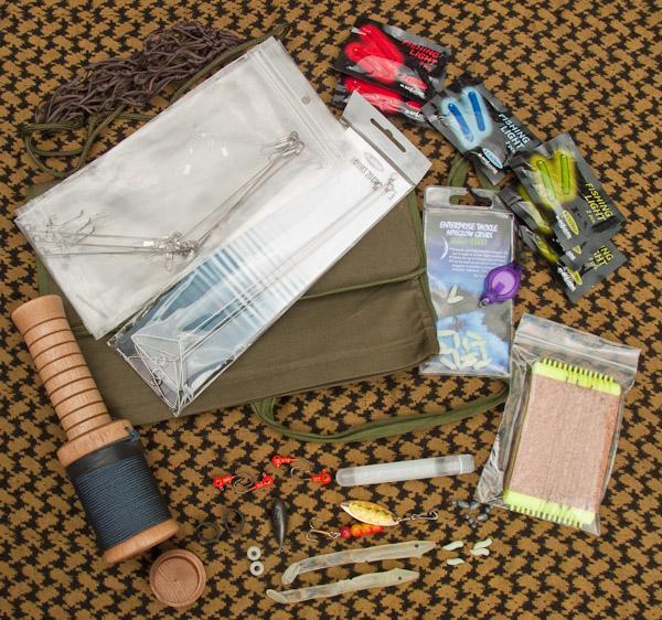 Ice Fishing Kit