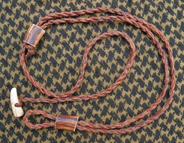 Saami style belt
