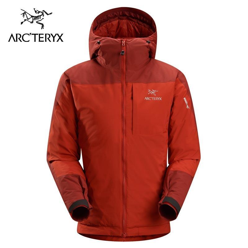 Arcteryx始祖鸟男款保暖防风防水冲锋衣Kappa Hoody Men's 11789