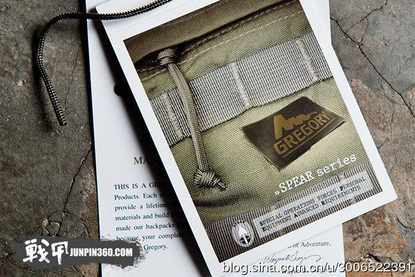 GREGORY格里高利的战地医疗包以及原型美军M3医疗包
