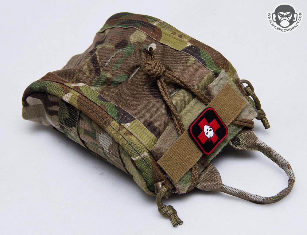 ITS Tactical ETA个人急救医疗包