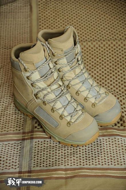 德国LOWA ELITE军用登山靴
