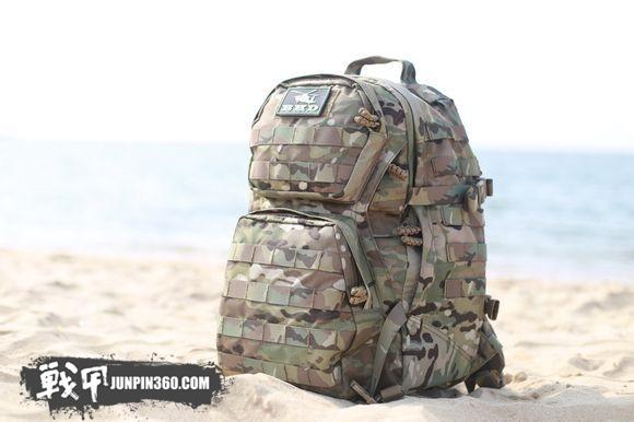 Combat2000 蜂巢72小时战术背包评测