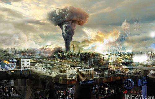 核威胁时代的产物——趣谈生存狂
