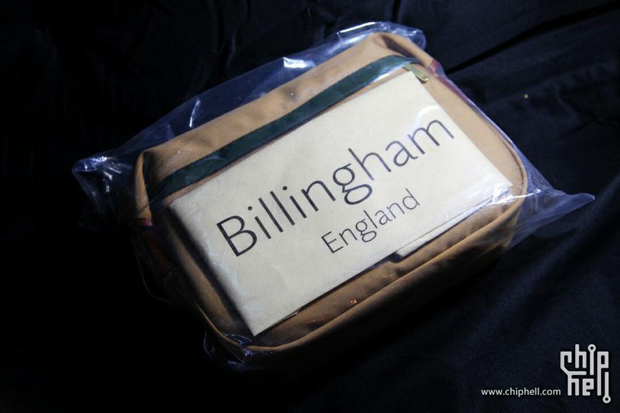 Billingham白金汉 Hadley Pro摄影包
