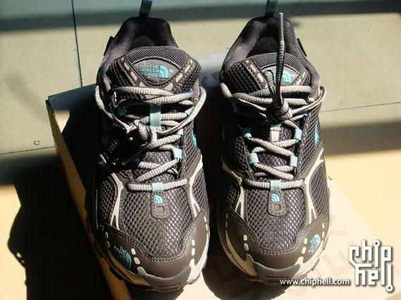 TNF Devils Thumb GTX XCR Trail 女王之越野跑