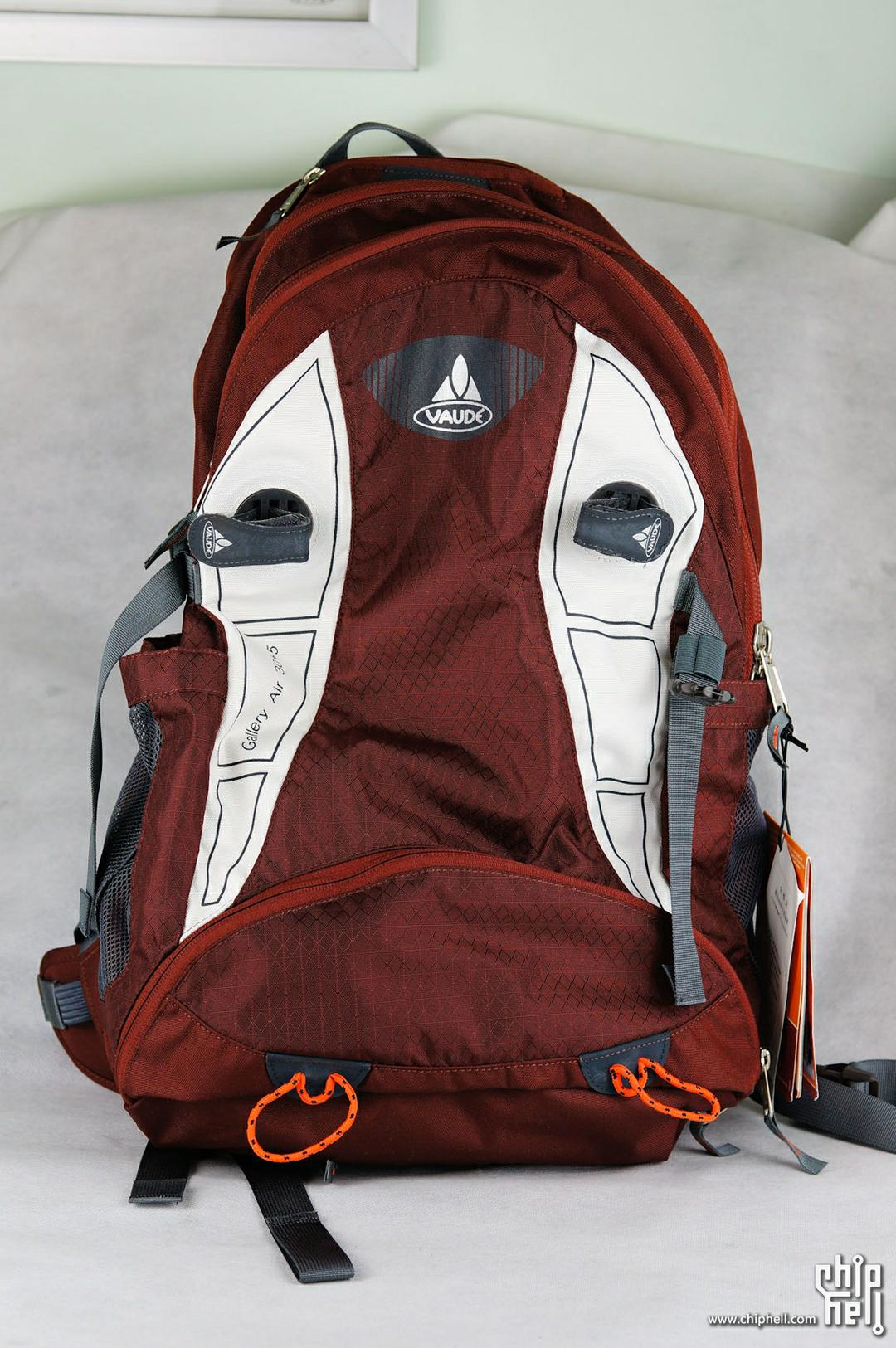 VAUDE GALLERY AIR 30+5 开包