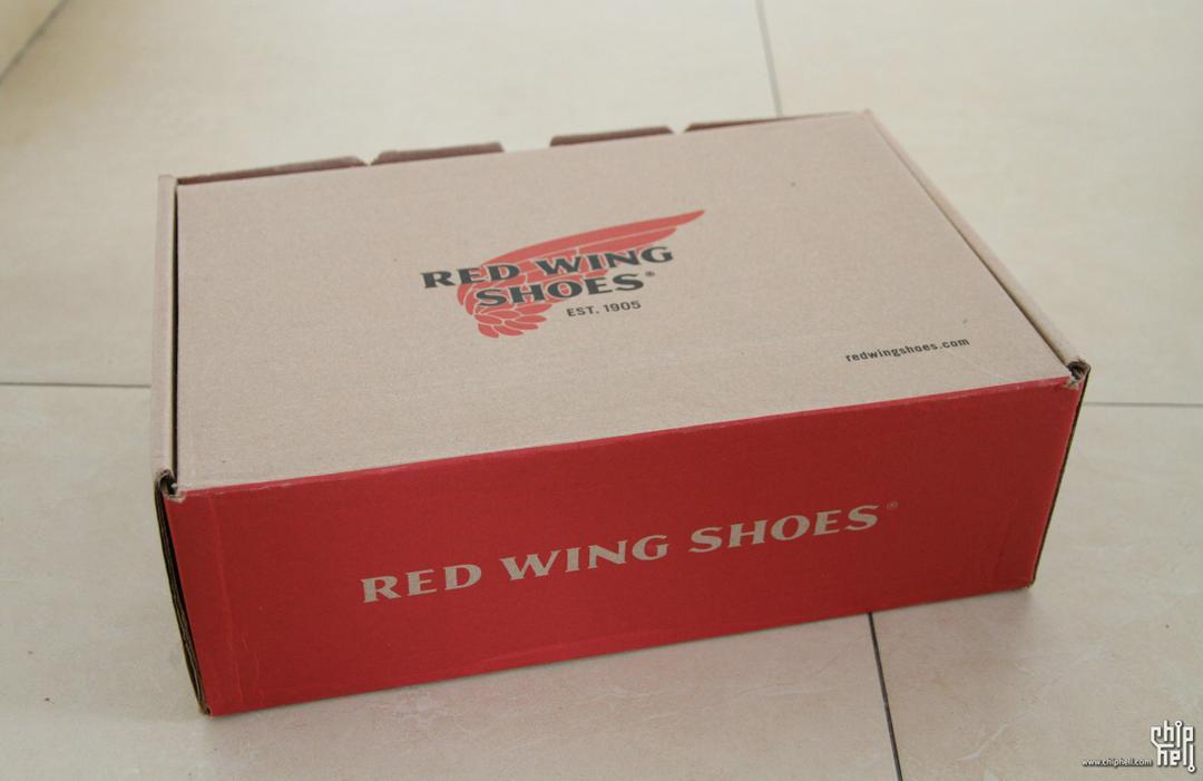 最近有点咔叽~~RED WING 8113开箱