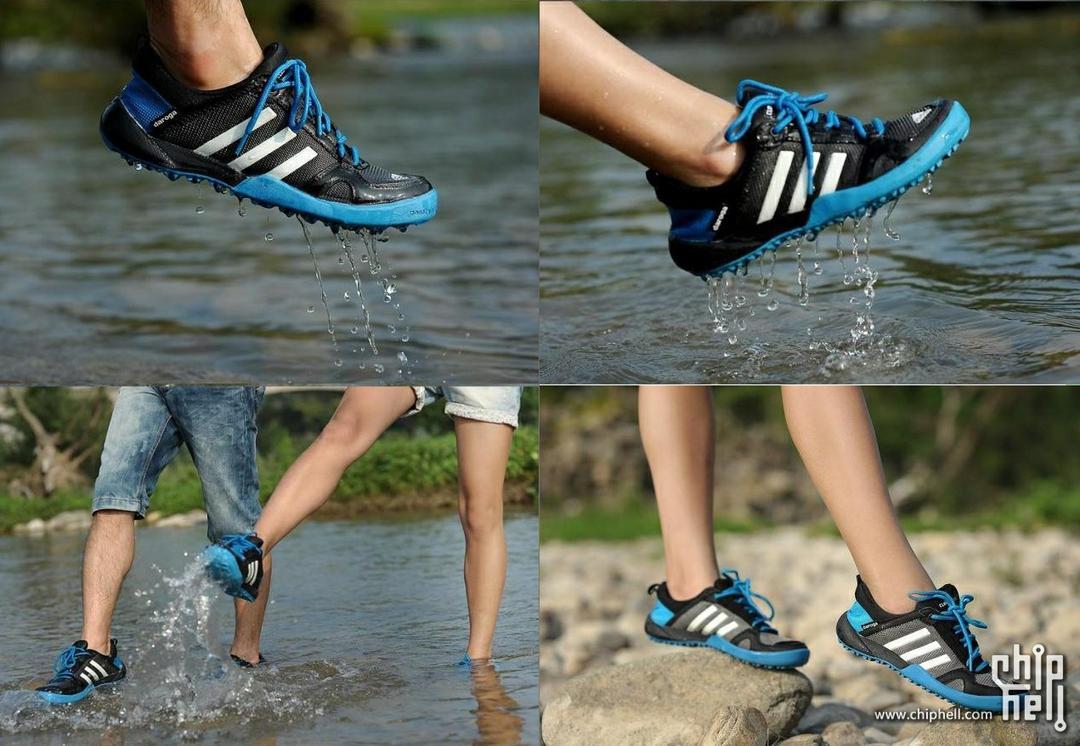 2012新款 阿迪达斯户外水陆两用Climacool BOAT LACE鞋